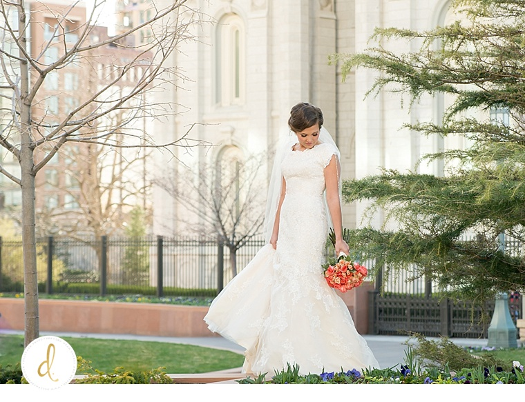Mr. & Mrs. Ben & Kelsi Nash Wedding – Salt Lake Temple | Sleepy Ridge Golf Course