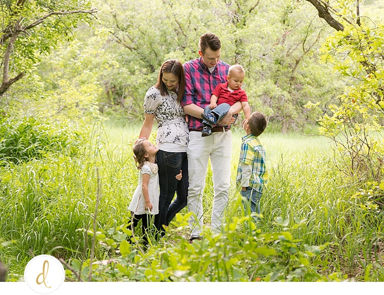 Brown Family| Hobble Creek Canyon Session