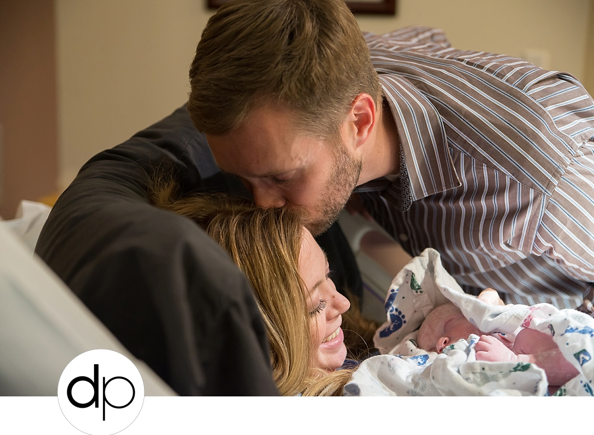 Baby Girl E | Utah Birth Photographer |Provo Utah Birth